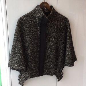 Lida Baday cape like jacket